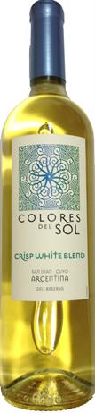 Colores del Sol Crisp White Blend Reserva